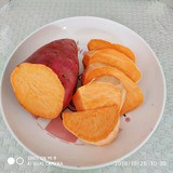 蜜汁红薯/juicy sweet potato