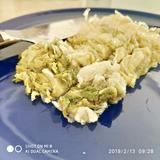 酸白菜pickled cabbage